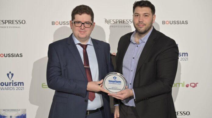 Ασημένια βράβευση εκπαίδευσης για την startup BetterBrand Academy στα Tourism Awards 2021